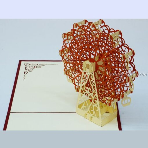 3D Pop up cards 15