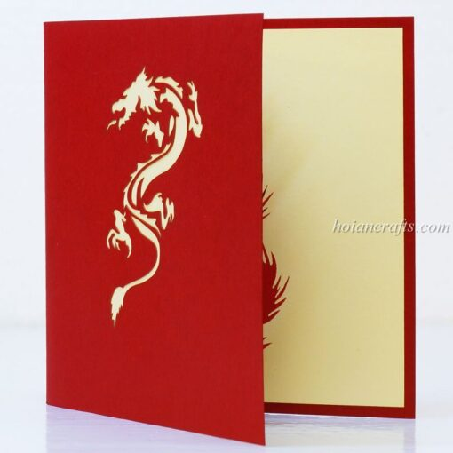 Dragon Pop Up Cards 02