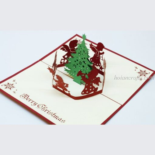 Christmas Pop Up Cards 01
