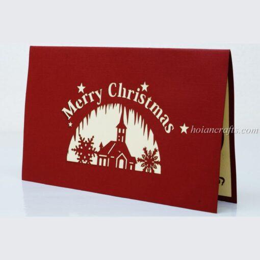 Christmas 3D Pop up Cards 06