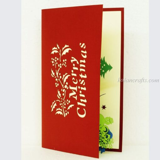 Christmas 3D Pop Up Cards