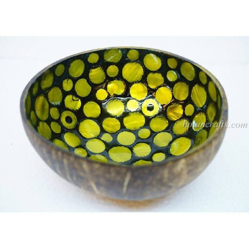 Coconut Lacquer Bowl 10