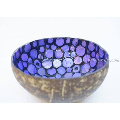 Coconut Lacquer Bowl 12