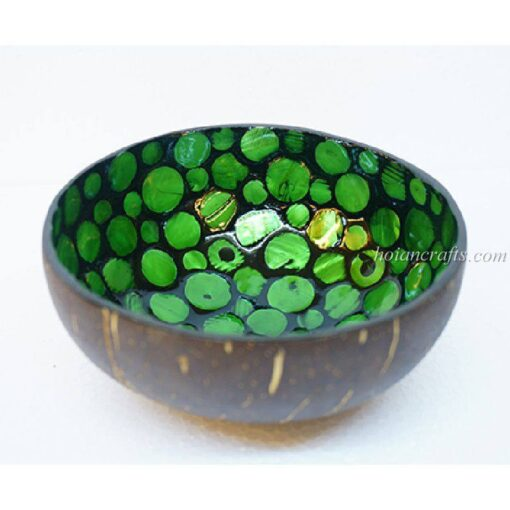 Coconut Lacquer Bowl 14
