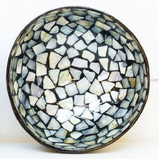 Coconut Lacquer Bowl 16