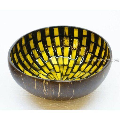 Coconut Lacquer Bowl 23