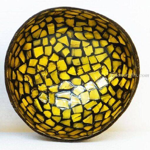 Coconut Lacquer Bowl 30