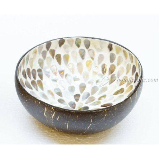 Coconut Lacquer Bowl 33