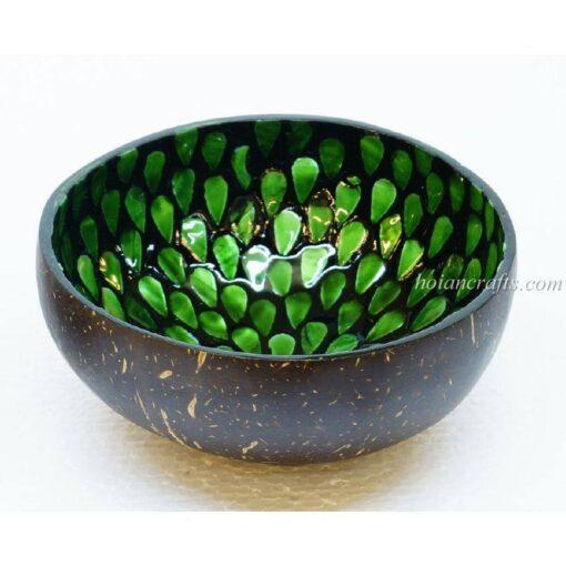 Coconut Lacquer Bowl 34