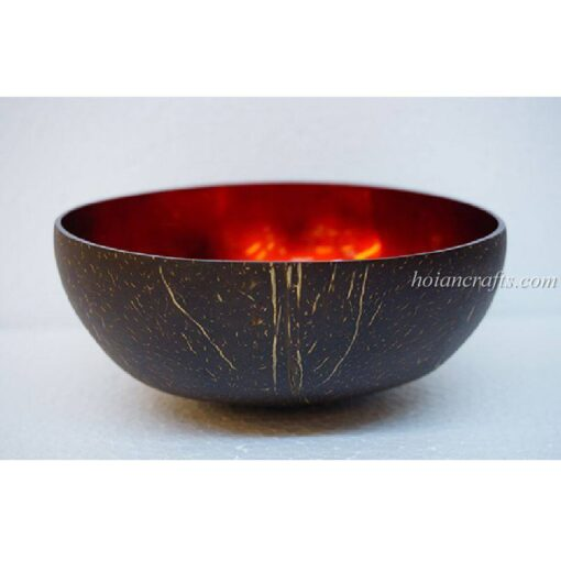 Coconut Lacquer Bowl 6