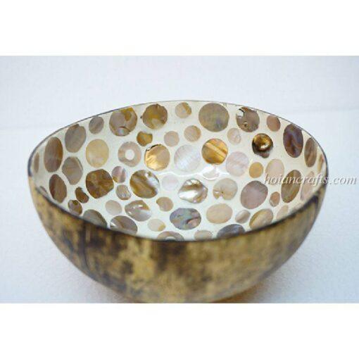Coconut Lacquer Bowl 9