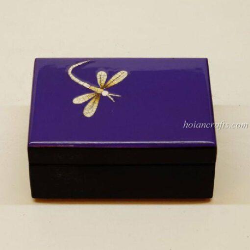 Lacquer box 24