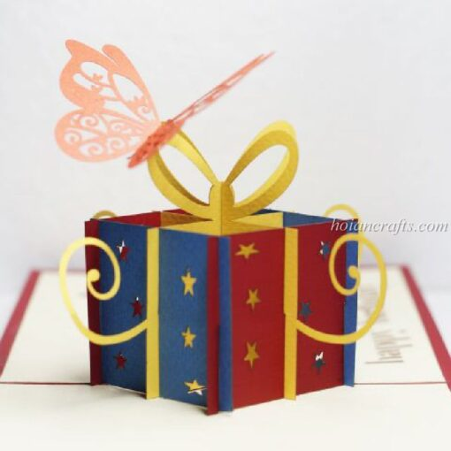 Birthday 3d Popup Cards 03