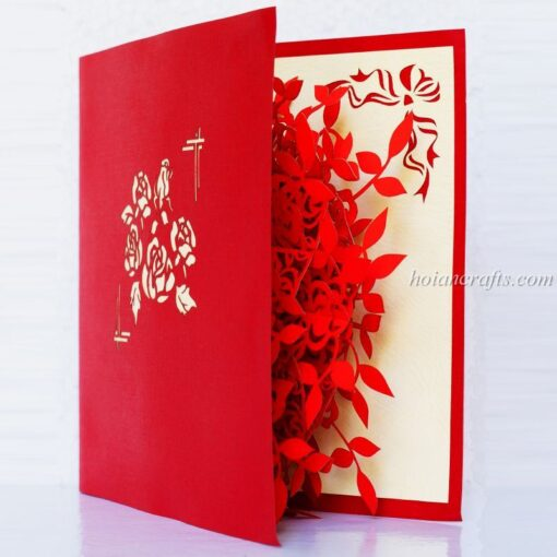 Pop up flower cards 2