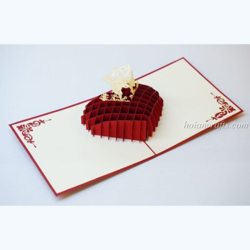 Pop up love cards 2