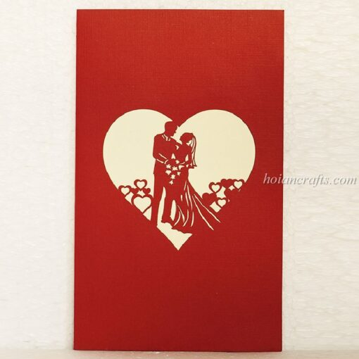 Pop up love cards 8