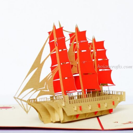 Pop up ship cards 16