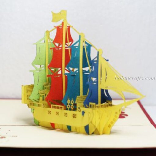 Pop up ship cards 3