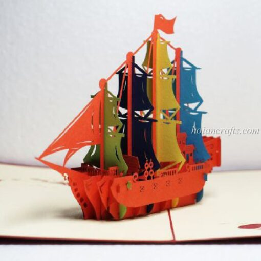 Pop up ship cards 4