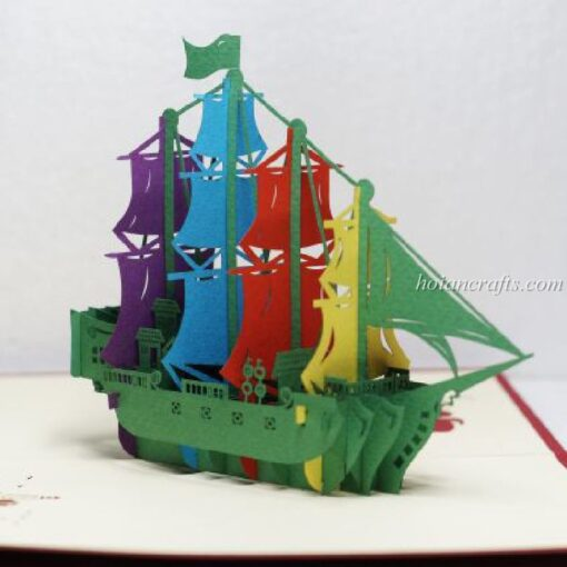 Pop up ship cards 6