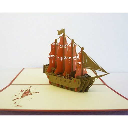 Pop up ship cards 8