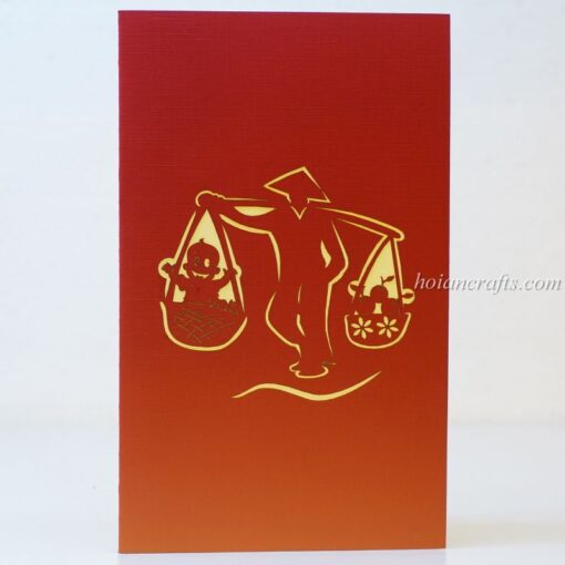 Vietnam Pop up cards 2