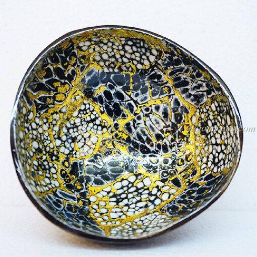 Coconut Lacquer Bowl 47