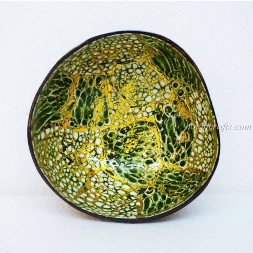 Coconut Lacquer Bowl 49