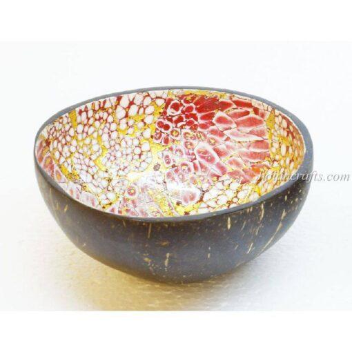 Coconut Lacquer Bowl 50