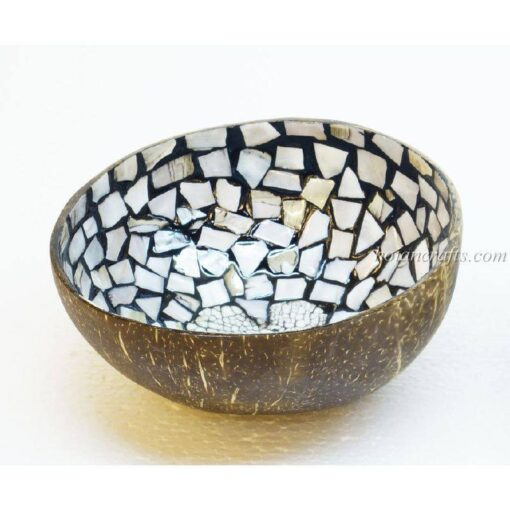 Coconut Lacquer Bowl 54