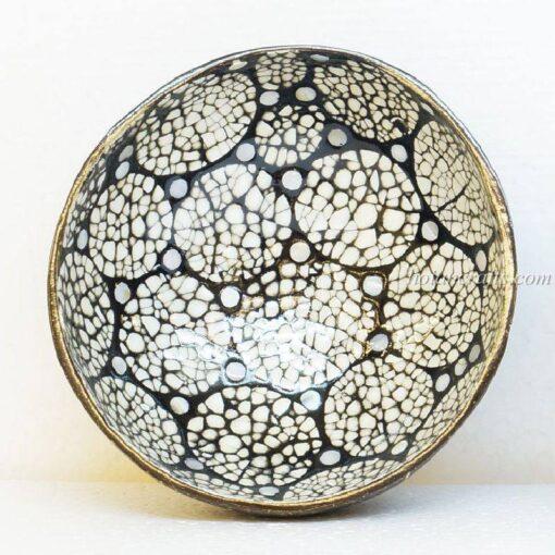 Coconut Lacquer Bowl 60