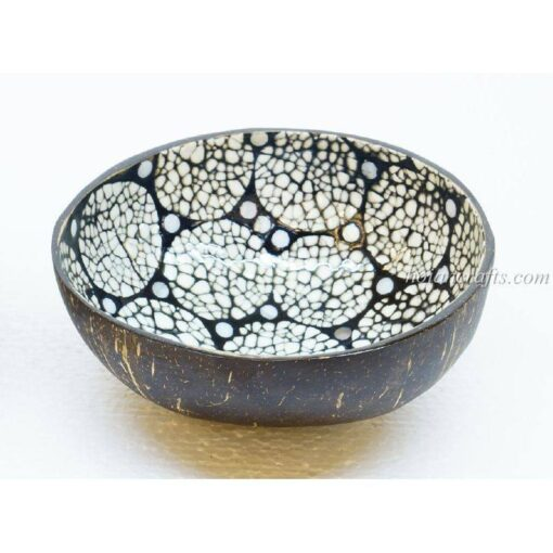 Coconut Lacquer Bowl 60
