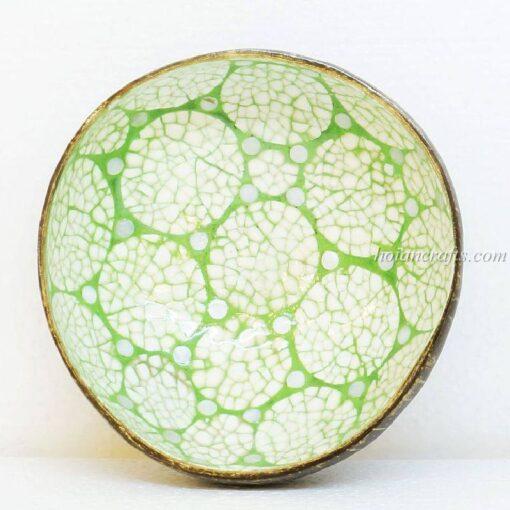 Coconut Lacquer Bowl 61