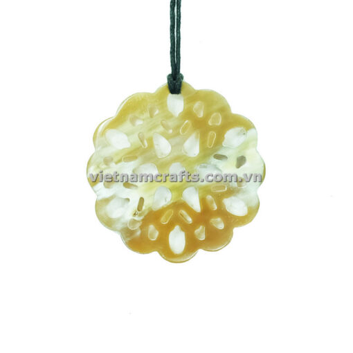Buy Wholesale Buffalo Horn Jewelry Pendant 76