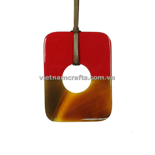 Buy Wholesale Buffalo Horn Jewelry Pendant 79