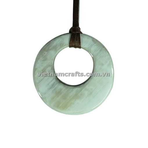 Buy Wholesale Buffalo Horn Jewelry Pendant 85