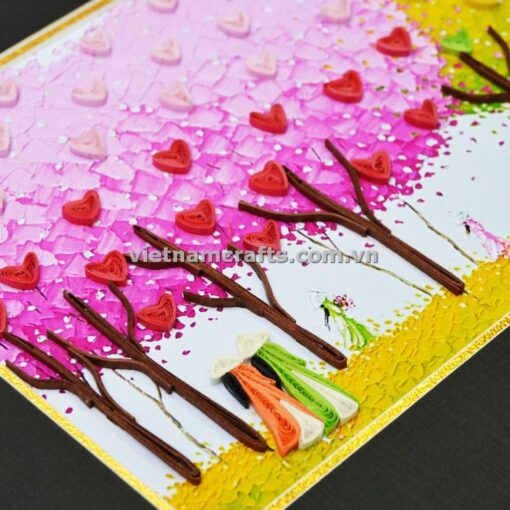 Buy Wholesale Crafts Quilling Painting 03 (2)