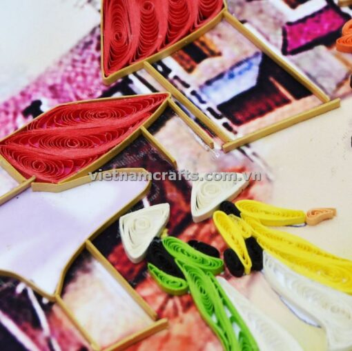 Buy Wholesale Crafts Quilling Painting 05 (1)