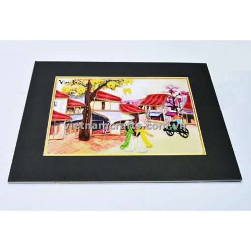 Buy Wholesale Crafts Quilling Painting 05 (2)