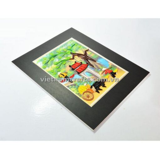 Buy Wholesale Crafts Quilling Painting 09 (2)