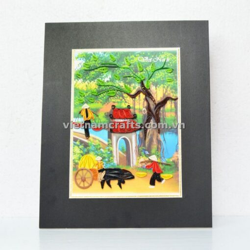 Buy Wholesale Crafts Quilling Painting 09 (3)
