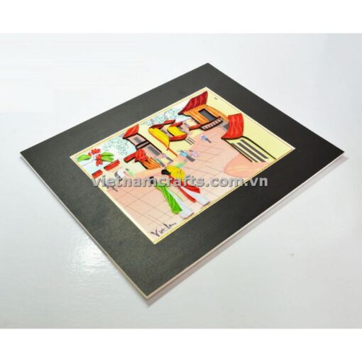 Buy Wholesale Crafts Quilling Painting 13