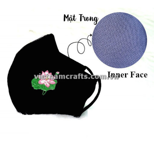 Buy wholesale embroidery face mask supplier vietnam (10)