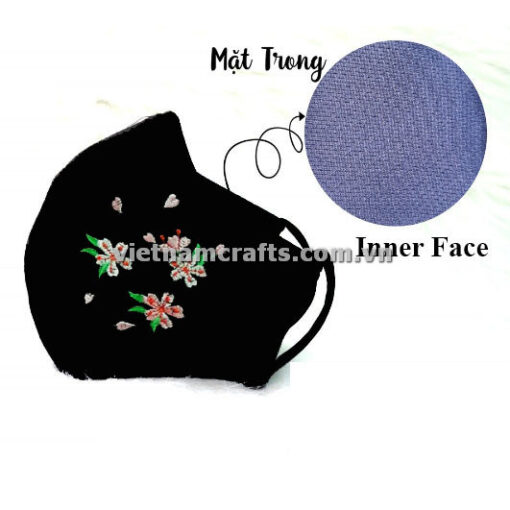 Buy wholesale embroidery face mask supplier vietnam (11)