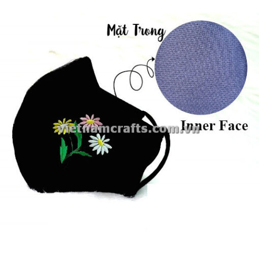Buy wholesale embroidery face mask supplier vietnam (17)