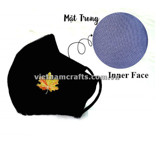 Buy wholesale embroidery face mask supplier vietnam (4)