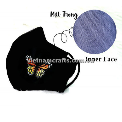 Buy wholesale embroidery face mask supplier vietnam (5)