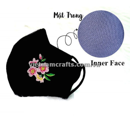 Buy wholesale embroidery face mask supplier vietnam (6)
