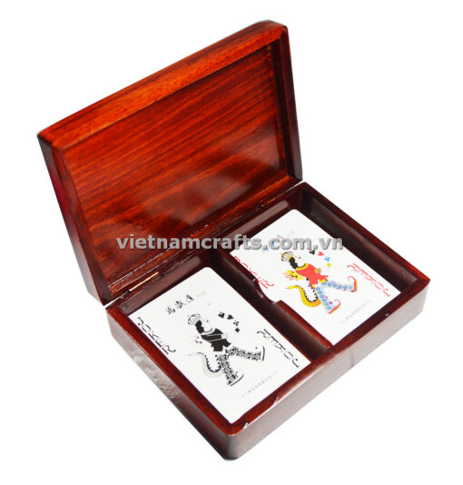 Double Deck Playing Cards Box (1)