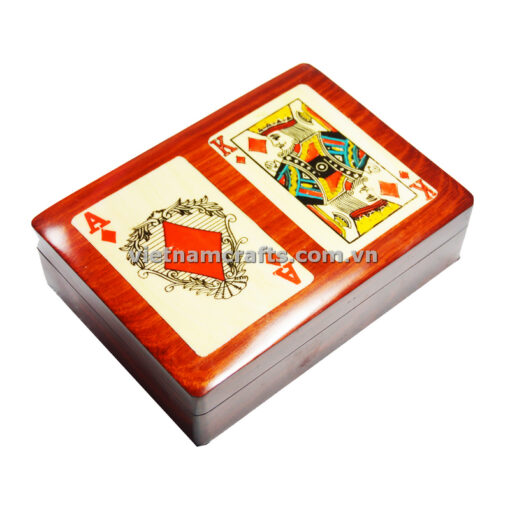 Double Deck Playing Cards Box King and Ace of Diamond (3)